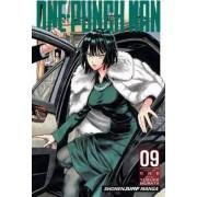 One-Punch Man, Vol. 9 by Yusuke Murata