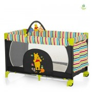 Hauck Lit De Voyage Dream'n Play Go Incl. Mobile, Sac D'ustensile Tidy Time (601099)
