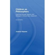 Children as Philosophers by Joanna Haynes