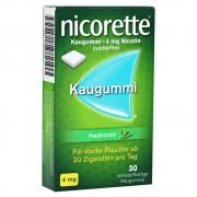 Nicorette 4mg freshmint Kaugummi 30 Stück