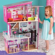 Kidkraft Luxury Dollhouse with lights and sound