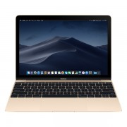 MacBook de 12 polegadas, 256GB - Dourado