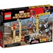 Set de constructie Lego Rhino and Sandman Super Villain Team-up