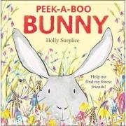 Peek-a-Boo Bunny by Holly Surplice