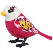 Silverlit - DigiBird, Uccellino canterino Missy con gabbietta