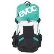 Evoc Enduro Team Plecak Kobiety 16l czarny/petrol Plecaki rowerowe