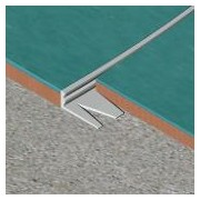 EFA120 - Bagheta flexibila din aluminiu natural 12 mm