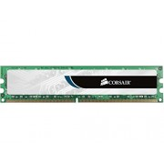 Corsair CMV16GX3M2A1600C11 Value Select Memoria per Desktop Mainstream da 16 GB (2x8 GB), DDR3, 1600 MHz, CL11