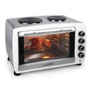 Klarstein Omnichef 45HW mini horno sobremesa horno convección grill 47 L blanco