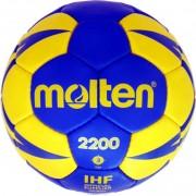molten Handball H3X2200 - BY - blau/gelb | 1