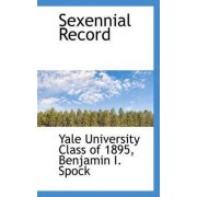 Sexennial Record by Yale University Class of 1895