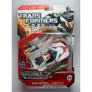Transformers Prime Wheeljack - Robots In Disguise - Deluxe Revealer