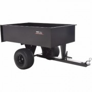 Ohio Steel ATV Trailer - 1,500-Lb. Capacity, 20 Cu. Ft., Model 3460H-ATV, Firewood