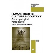 Human Rights, Culture and Context by Richard Ashby Wilson
