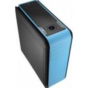 Carcasa AeroCool DS 200 Blue edition fara sursa