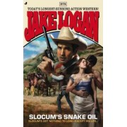 Slocum's Snake Oil by Jake Logan