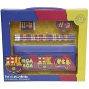 Set Escolar FC Barcelona 6 Piezas