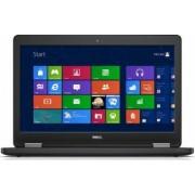 Laptop Dell Latitude E5250 i3-4030U 500GB-7200rpm 4GB WIN7 Pro 3ani garantie