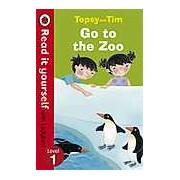 Topsy and Tim: Go to the Zoo - Read it yourself with Ladybird Level 1