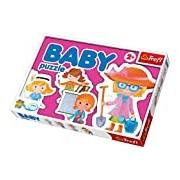 Trefl Baby Puzzle Professions