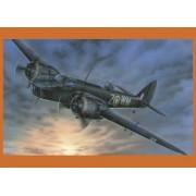 Bristol Blenheim Modellino Aereo F. Mk.Ivf Fighter Version (1:72)