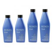 Redken Extreme Shampoo 2 x 300 ml + Conditioner 2 x 250 ml
