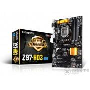 Placă de bază Gigabyte GA-Z97-HD3 LGA1150