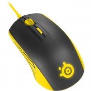 Mouse gaming SteelSeries Rival 100 4000 dpi Proton Yellow