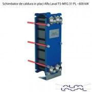 Schimbator de caldura in placi Alfa Laval T5-MFG 31 PL - 600 kW