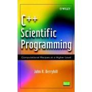 C++ Scientific Programming by John R. Berryhill