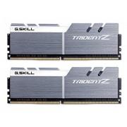 GSkill F4-3200C15D-16GTZKO Memoria RAM da 8 GB, DDR4, 3200 MHz, CL15, Kit 2 Pezzi, Nero