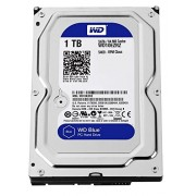 WD Blue 1TB Internal Desktop 3.5 Inch Hard Drive (WD10EZRZ)