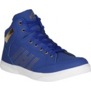 UrbanwhiZ Magnifying Casuals, Corporate Casuals, Canvas Shoes, Outdoors, Sneakers, Boots, Dancing Shoes(Blue)