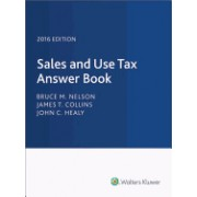 Sales and Use Tax Answer Book 2016