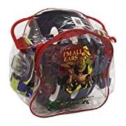 Shrek - Set of Helmet + Protectors (SAICA Toys 1276)