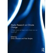 Media Research on Climate Change: Where Have We Been and Where Are We Heading?