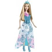 Barbie 4260418750263 - Mix and Match CFF 26 Principessa, blu
