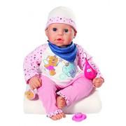 CHOU CHOU - Muñeco bebé (Zapf Creation 903643)