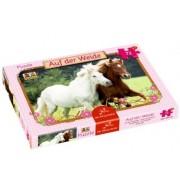 Cavallo Amici 72 pezzi in the Meadow Puzzle, 36 x 24 cm, modello # 11432