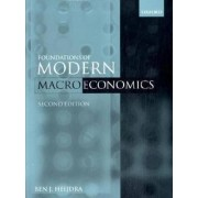Foundations of Modern Macroeconomics Text & Manual Set by Ben J. Heijdra