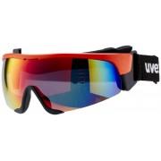 UVEX Cross Shield II Pro S orange/mirror red 2014 Sonnenbrillen