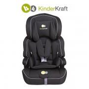 Столче за кола KinderKraft Comfort черно
