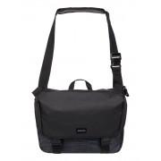 Pánská taška přes rameno Messenger Carriers Quiksilver černá