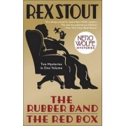 The Rubber Band/The Red Box 2-In-1 by Rex Stout