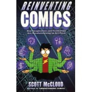Reinventing Comics by Scott McCloud