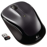 Myš Logitech Wireless Mouse M325 Dark Silver, Unifying