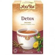Yogi Tea HERBATA DETOX BIO (17 x 1,8g) - YOGI TEA