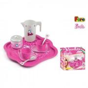 Faro tea set barbie con strass 2722