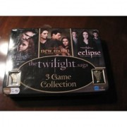 Twilight Saga 3 Game Collection in Collector Tin - Twilight New Moon & Eclipse