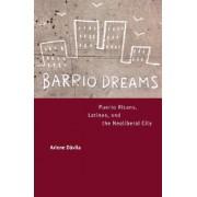 Barrio Dreams by Arlene Davila